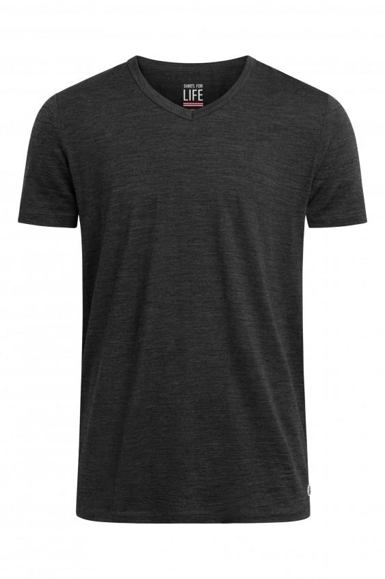 SFL Herren kurzarm Merlin Merino T-Shirt
